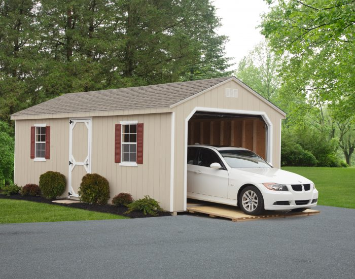 7′ – Cottage Garage