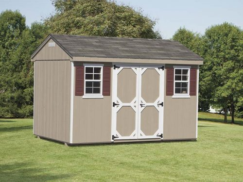 gray vinyl classic cottage