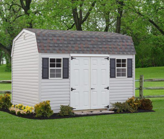 classic dutch barn shed