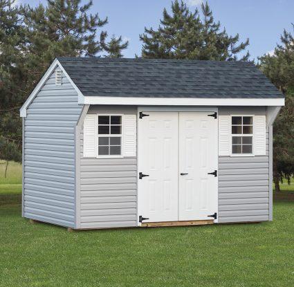 classic quaker shed