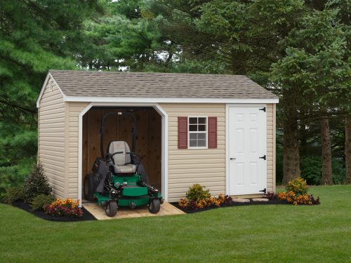 small cottage garage