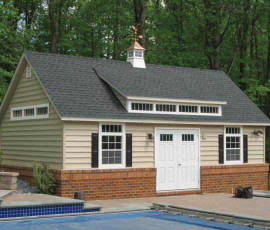 vinyl custom classic cottage